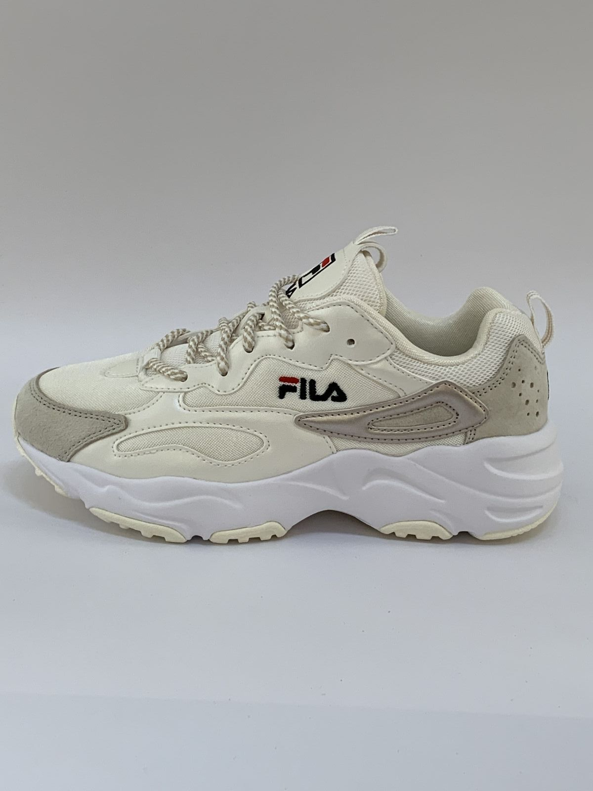 Fila Sneaker Platina dames (Runner Ray Champagne - Ray) - Schoenen Luca